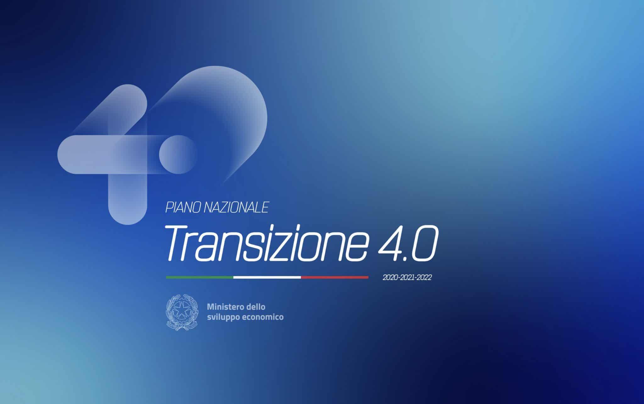 Transizione 4.0 il testo
