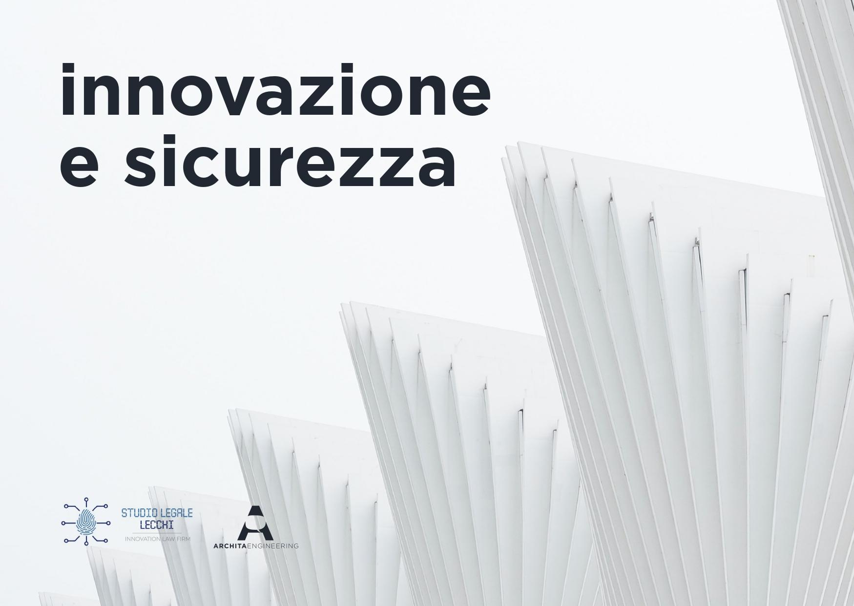 innovazione e sicurezza